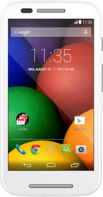 Compare Moto E White at Compare Hatke