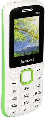 Diamond D-08 (White & Green)