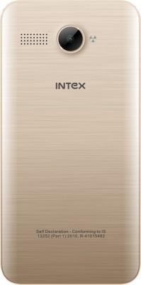 Intex Cloud Force (Champagne, 8 GB)