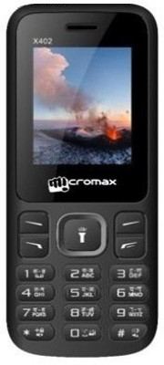 Micromax X402 (Black)