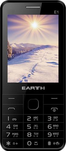 Earth E Phone 1 Black