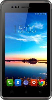 Intex Aqua 4.5e (Grey & Black, 1 GB)