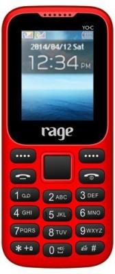 Rage Yo C (Red Black)