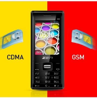 Zen cdma+gsm sim (black/blue)