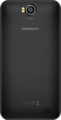 Karbonn Titanium Delight S22 (Black & Grey, 4 GB)