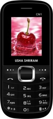 Usha Shriram CM1 (Black, Red)