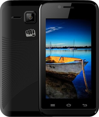 Micromax Bolt S301 4 GB (Black)