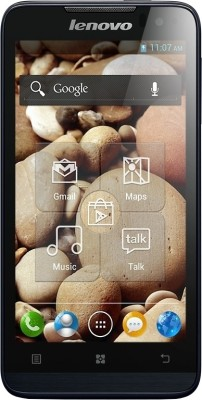 Buy Lenovo IdeaPhone P770: Mobile