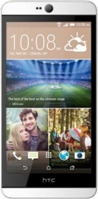 HTC Desire 826 DS (GSM + CDMA) (White Birch, 16 GB)