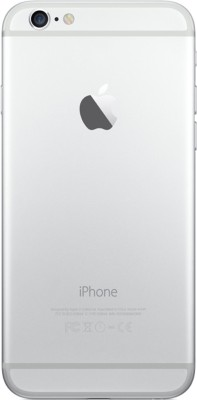 Apple iPhone 6 (Silver, 128 GB)