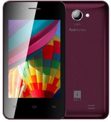 iBall Andi 3.5KKe Glory (Special Wine, 2 GB)
