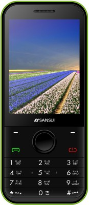 Sansui A11 (Black & Green)