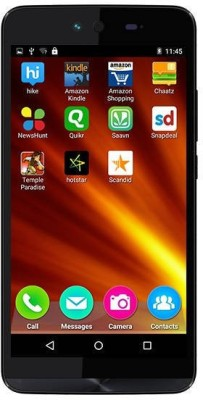 Micromax BOLT Q338 (Black, 8 GB)