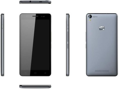 Micromax Canvas Juice 3 Plus (Cosmic Grey, 16 GB)