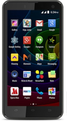 Micromax q323 (Grey, 4 GB)