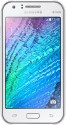 Samsung Galaxy J1 SM-J100HZWDINS (White, 4 GB)