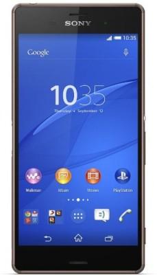 Sony Xperia Z3 (Copper, 16 GB)