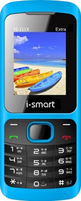 i-Smart 111x Extra (Black, Blue)