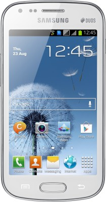 Samsung Galaxy S Duos S7562 White available at Flipkart for Rs.9520
