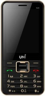 UNI N 28 Dual SIM Multimedia Mobile