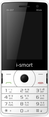 i-Smart IS-207 Klick (White & Black)