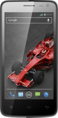 XOLO Q700 Black available at Flipkart for Rs.8599