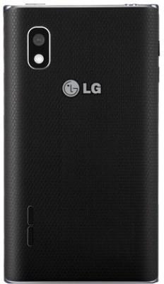 LG Optimus L5 Dual (Black, 3 GB)