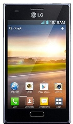 LG Optimus L5 Dual (Black, 3 GB)