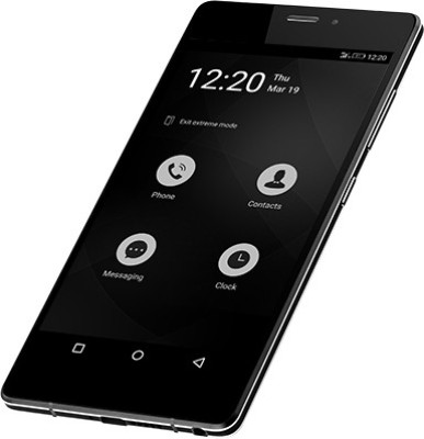 Gionee Elife S7 (Black, 16 GB)