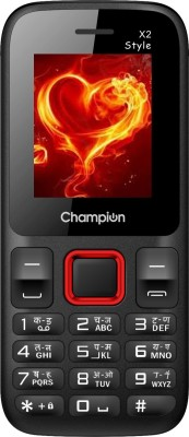 Champion X2 STYLE (Red)