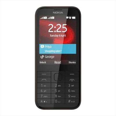 Nokia 225 (Black)