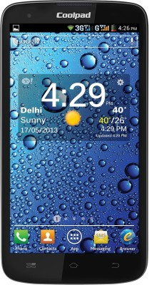 Spice Coolpad Mi-515 Blue Color Mobile at Rs 9191 - 34% Off from Flipkart