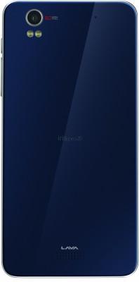Lava Iris Pro 20 (Metal+Blue, 4 GB)