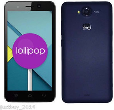 Micromax Canvas Play (Blue, 1 GB)