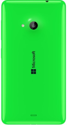 Microsoft Lumia 535 DS (Bright Green, 8 GB)