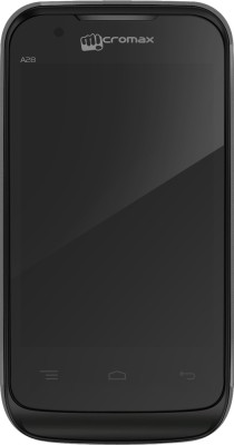 Micromax Bolt A28 Black