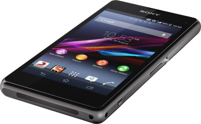 Sony Xperia Z1 Compact 16GB Black