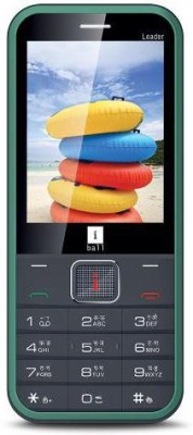 iBall Leader 2.8H (Black Green, 2 MB)