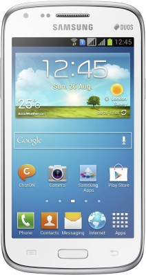 Samsung Galaxy Core I8262 Chic White available at Flipkart for Rs.13099