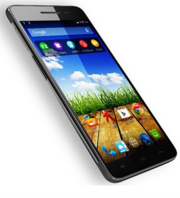 Micromax Hue 2 (Black, 16 GB)