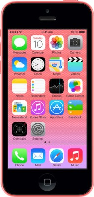 21% discount on 16 GB Apple iPhone 5C for Rs. 34399 at Flipkart. com, offer for Limited time