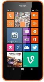 Lumia Nokia 630