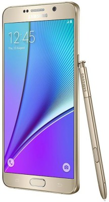 Samsung Galaxy Note 5 (Gold Platinum, 32 GB)