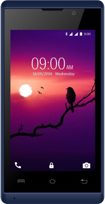 Lava A48 (Blue, 8 GB)