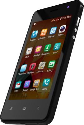 Mtech Opal Q4 (Black, 4 GB)
