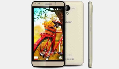 Karbonn Titanium Machfive(5.0(Lollipop),16GB Internal Memory,2GB Ram) (Champagne, 16 GB)