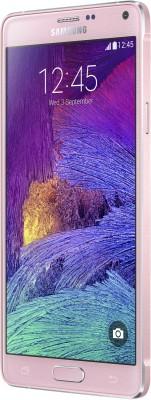 Samsung Galaxy Note 4 (Blossom Pink, 32 GB)