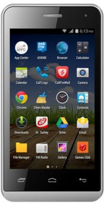 Micromax Bolt (Grey, 4 GB)