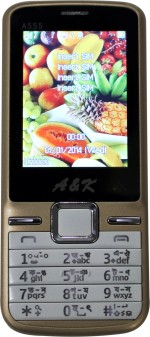 A&K Bar Phone A 555