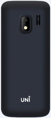 UNI 2.4 Inch Dual Sim Mobile (Black)